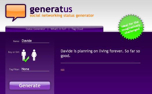 social-generator